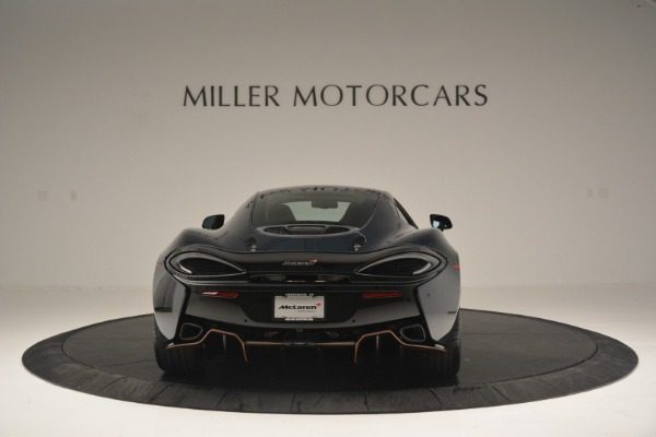 New 2018 McLaren 570GT Coupe for sale Sold at Rolls-Royce Motor Cars Greenwich in Greenwich CT 06830 6