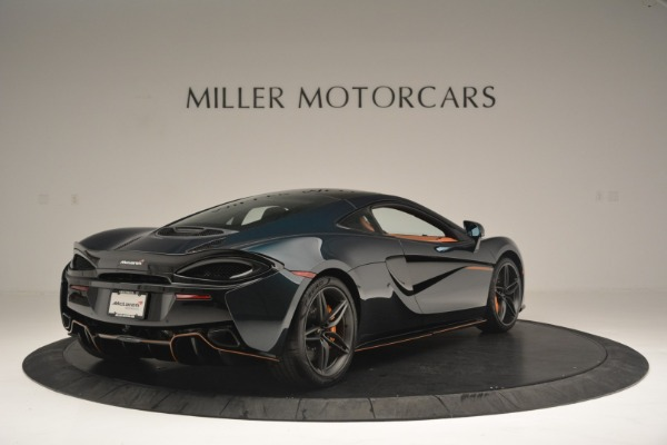 New 2018 McLaren 570GT Coupe for sale Sold at Rolls-Royce Motor Cars Greenwich in Greenwich CT 06830 7