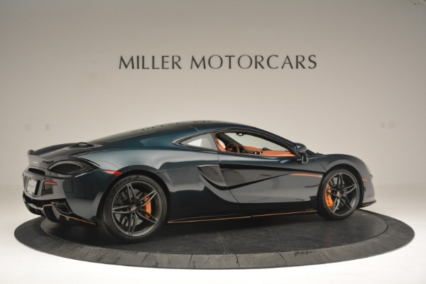 New 2018 McLaren 570GT Coupe for sale Sold at Rolls-Royce Motor Cars Greenwich in Greenwich CT 06830 8