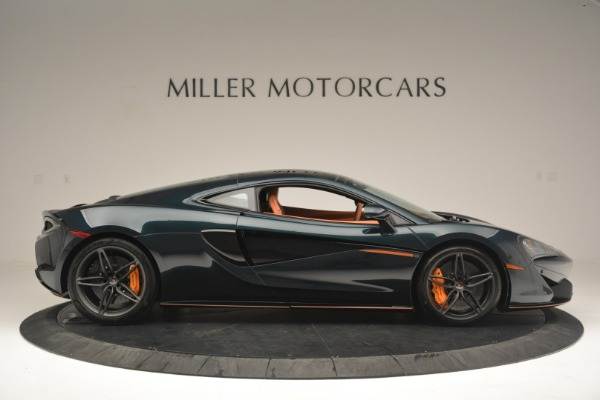 New 2018 McLaren 570GT Coupe for sale Sold at Rolls-Royce Motor Cars Greenwich in Greenwich CT 06830 9