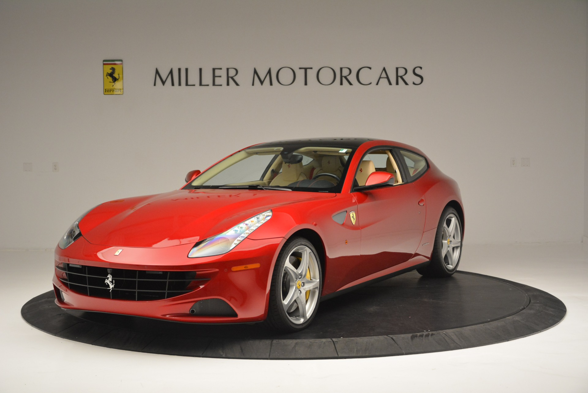 Used 2014 Ferrari FF for sale Sold at Rolls-Royce Motor Cars Greenwich in Greenwich CT 06830 1