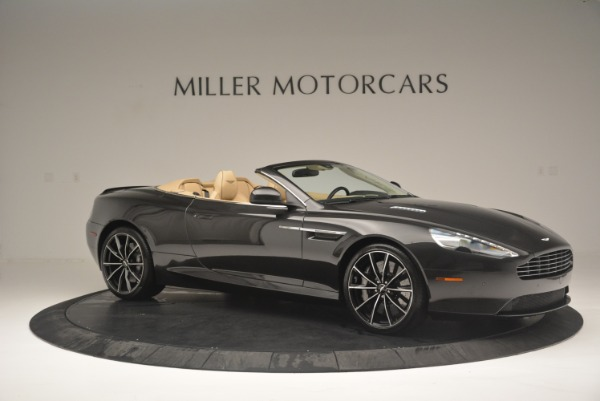 Used 2016 Aston Martin DB9 GT Volante for sale Sold at Rolls-Royce Motor Cars Greenwich in Greenwich CT 06830 10