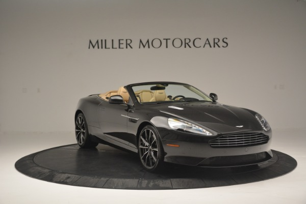 Used 2016 Aston Martin DB9 GT Volante for sale Sold at Rolls-Royce Motor Cars Greenwich in Greenwich CT 06830 11