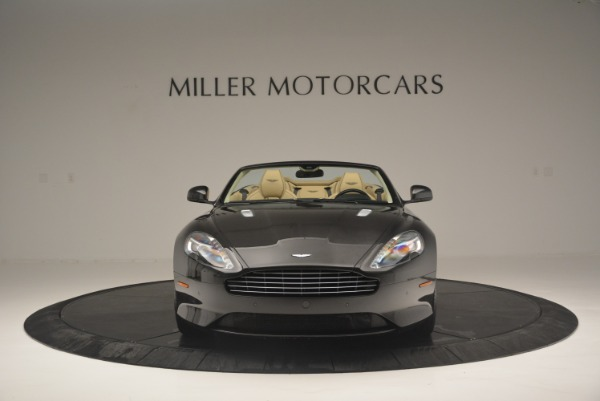Used 2016 Aston Martin DB9 GT Volante for sale Sold at Rolls-Royce Motor Cars Greenwich in Greenwich CT 06830 12