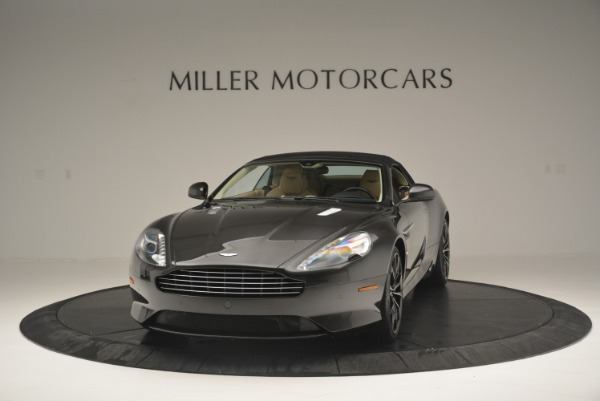 Used 2016 Aston Martin DB9 GT Volante for sale Sold at Rolls-Royce Motor Cars Greenwich in Greenwich CT 06830 13