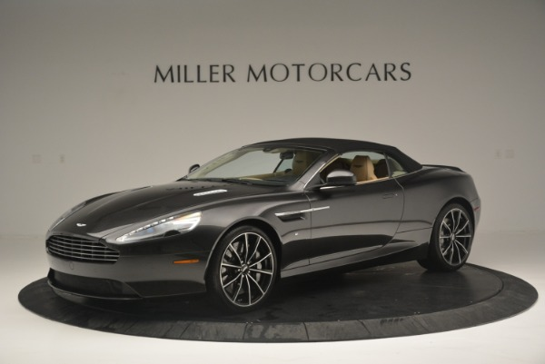 Used 2016 Aston Martin DB9 GT Volante for sale Sold at Rolls-Royce Motor Cars Greenwich in Greenwich CT 06830 14