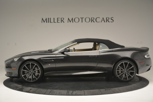 Used 2016 Aston Martin DB9 GT Volante for sale Sold at Rolls-Royce Motor Cars Greenwich in Greenwich CT 06830 15