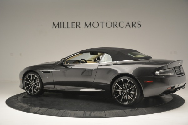 Used 2016 Aston Martin DB9 GT Volante for sale Sold at Rolls-Royce Motor Cars Greenwich in Greenwich CT 06830 16