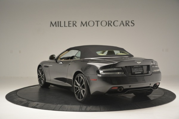 Used 2016 Aston Martin DB9 GT Volante for sale Sold at Rolls-Royce Motor Cars Greenwich in Greenwich CT 06830 17