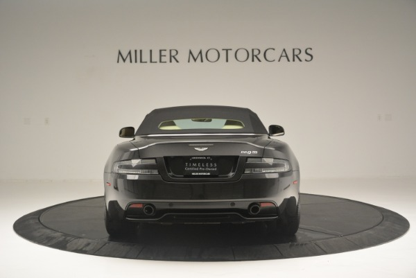 Used 2016 Aston Martin DB9 GT Volante for sale Sold at Rolls-Royce Motor Cars Greenwich in Greenwich CT 06830 18
