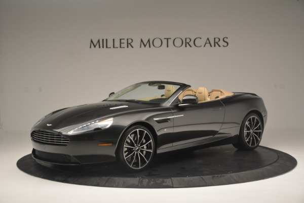 Used 2016 Aston Martin DB9 GT Volante for sale Sold at Rolls-Royce Motor Cars Greenwich in Greenwich CT 06830 2