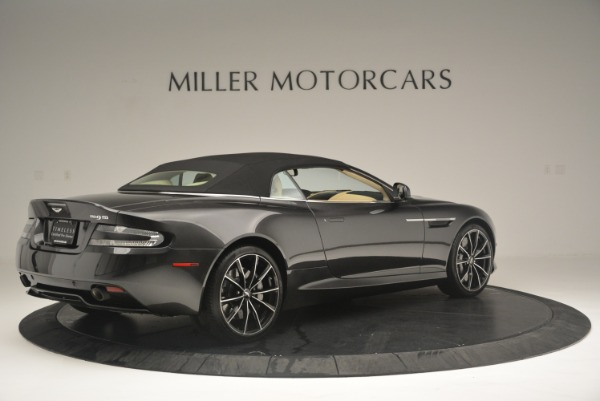 Used 2016 Aston Martin DB9 GT Volante for sale Sold at Rolls-Royce Motor Cars Greenwich in Greenwich CT 06830 20