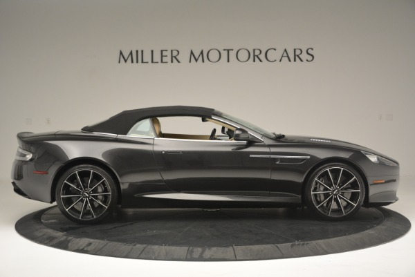 Used 2016 Aston Martin DB9 GT Volante for sale Sold at Rolls-Royce Motor Cars Greenwich in Greenwich CT 06830 21