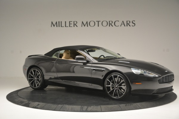 Used 2016 Aston Martin DB9 GT Volante for sale Sold at Rolls-Royce Motor Cars Greenwich in Greenwich CT 06830 22