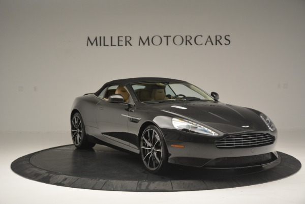 Used 2016 Aston Martin DB9 GT Volante for sale Sold at Rolls-Royce Motor Cars Greenwich in Greenwich CT 06830 23