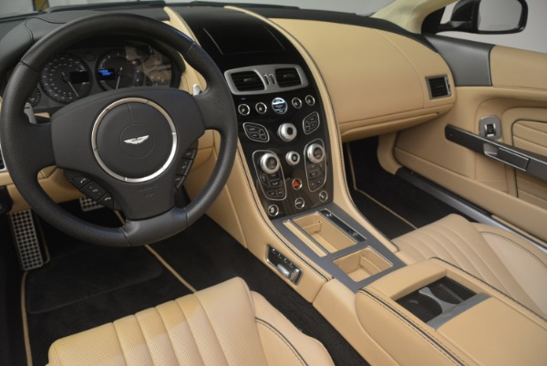 Used 2016 Aston Martin DB9 GT Volante for sale Sold at Rolls-Royce Motor Cars Greenwich in Greenwich CT 06830 25