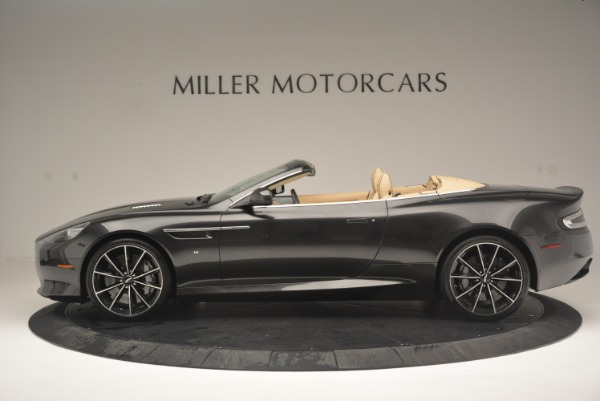 Used 2016 Aston Martin DB9 GT Volante for sale Sold at Rolls-Royce Motor Cars Greenwich in Greenwich CT 06830 3