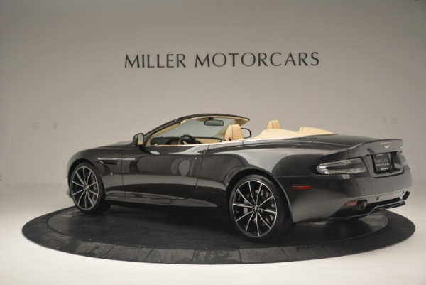 Used 2016 Aston Martin DB9 GT Volante for sale Sold at Rolls-Royce Motor Cars Greenwich in Greenwich CT 06830 4