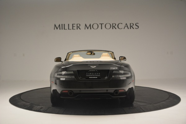 Used 2016 Aston Martin DB9 GT Volante for sale Sold at Rolls-Royce Motor Cars Greenwich in Greenwich CT 06830 6