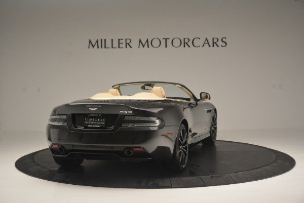Used 2016 Aston Martin DB9 GT Volante for sale Sold at Rolls-Royce Motor Cars Greenwich in Greenwich CT 06830 7