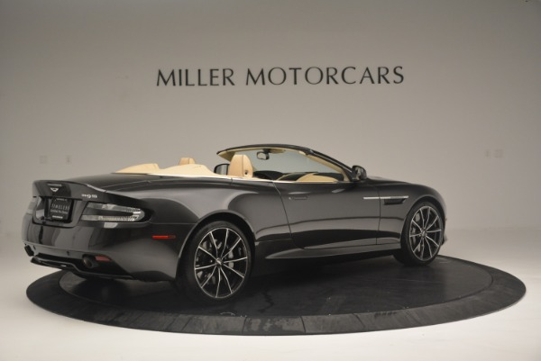 Used 2016 Aston Martin DB9 GT Volante for sale Sold at Rolls-Royce Motor Cars Greenwich in Greenwich CT 06830 8