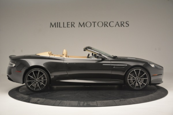 Used 2016 Aston Martin DB9 GT Volante for sale Sold at Rolls-Royce Motor Cars Greenwich in Greenwich CT 06830 9