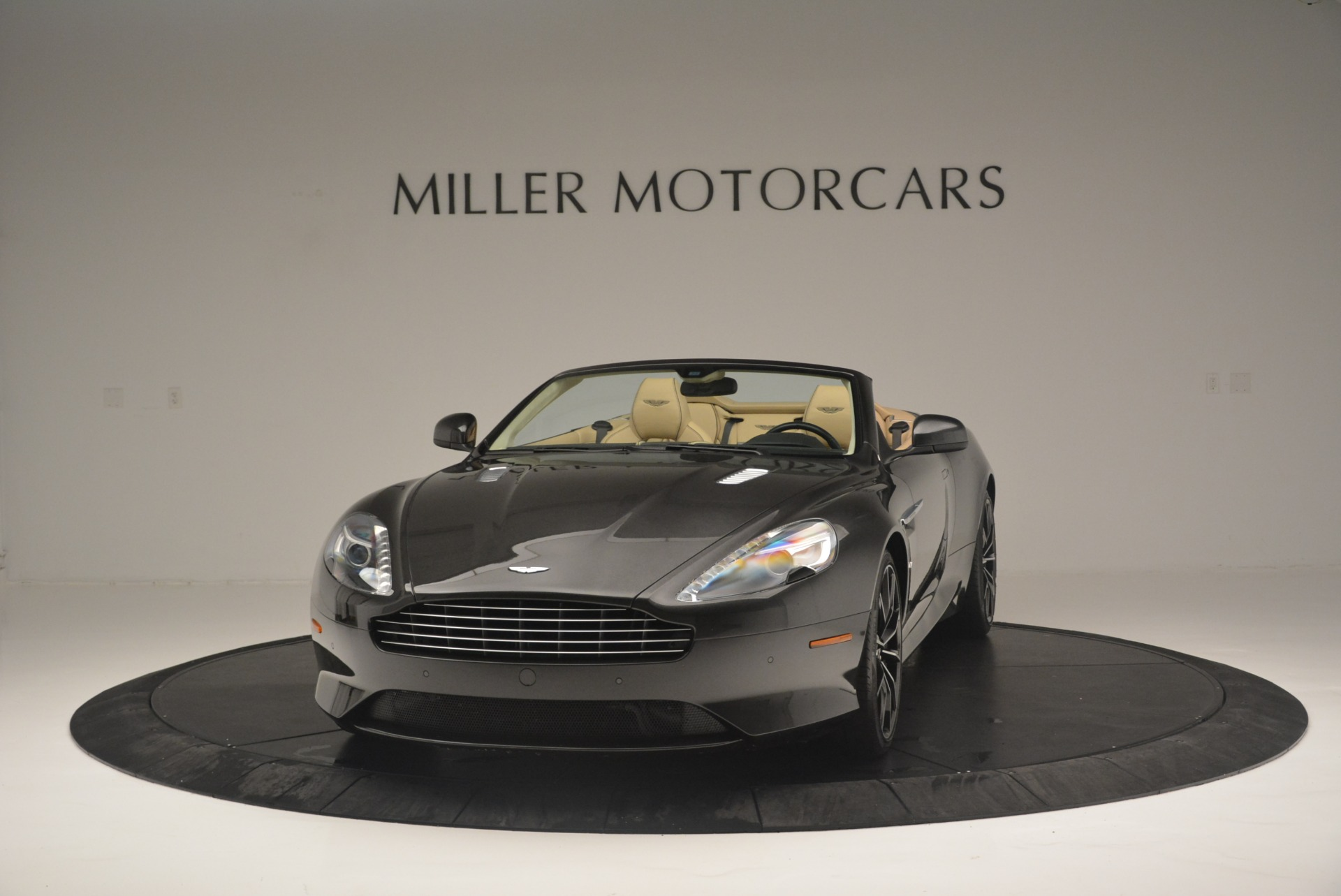 Used 2016 Aston Martin DB9 GT Volante for sale Sold at Rolls-Royce Motor Cars Greenwich in Greenwich CT 06830 1