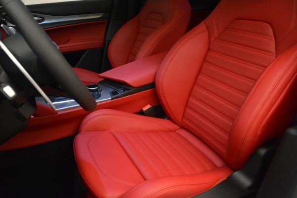 Used 2018 Alfa Romeo Stelvio Ti Sport Q4 for sale $36,900 at Rolls-Royce Motor Cars Greenwich in Greenwich CT 06830 14