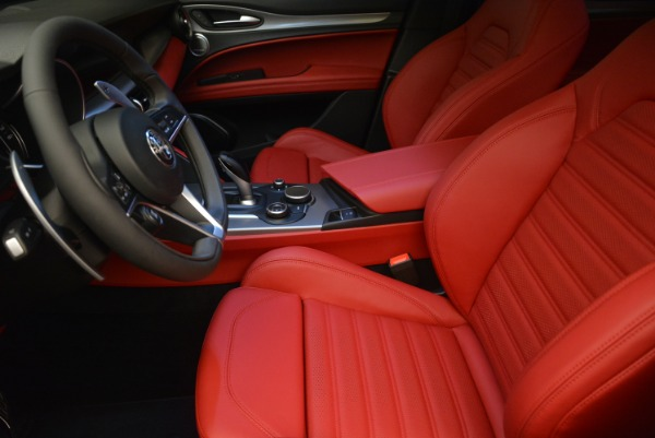 Used 2018 Alfa Romeo Stelvio Ti Sport Q4 for sale $36,900 at Rolls-Royce Motor Cars Greenwich in Greenwich CT 06830 15