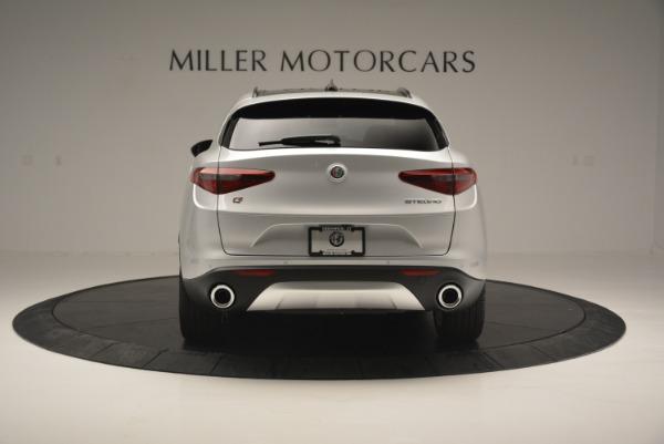 Used 2018 Alfa Romeo Stelvio Ti Sport Q4 for sale $36,900 at Rolls-Royce Motor Cars Greenwich in Greenwich CT 06830 6