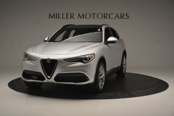 Used 2018 Alfa Romeo Stelvio Ti Sport Q4 for sale $36,900 at Rolls-Royce Motor Cars Greenwich in Greenwich CT 06830 1