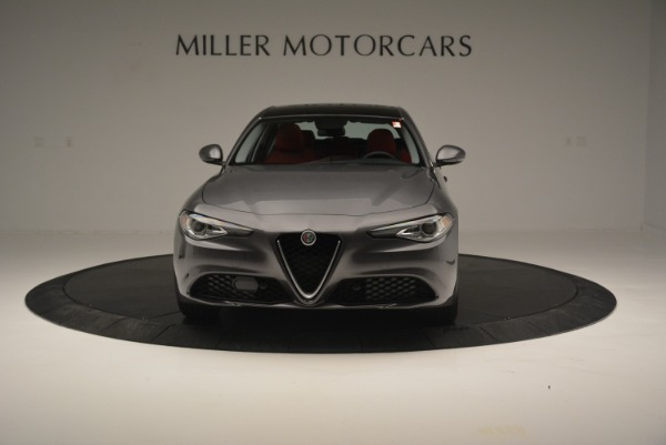 New 2018 Alfa Romeo Giulia Q4 for sale Sold at Rolls-Royce Motor Cars Greenwich in Greenwich CT 06830 18