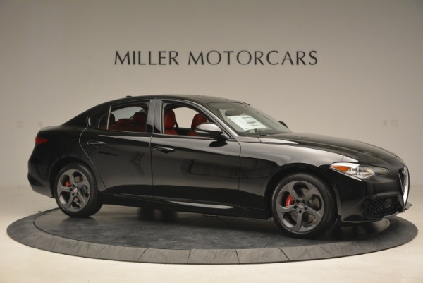 New 2018 Alfa Romeo Giulia Sport Q4 for sale Sold at Rolls-Royce Motor Cars Greenwich in Greenwich CT 06830 10