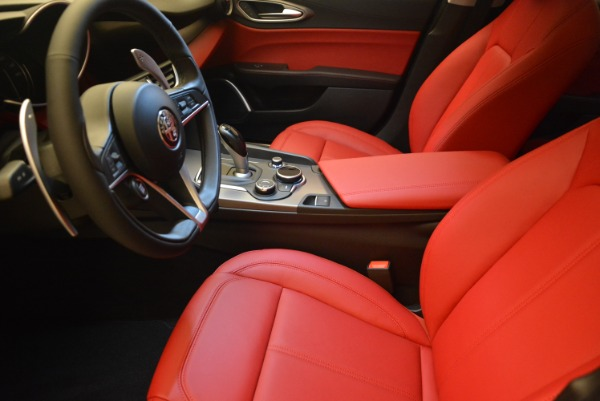 New 2018 Alfa Romeo Giulia Sport Q4 for sale Sold at Rolls-Royce Motor Cars Greenwich in Greenwich CT 06830 14