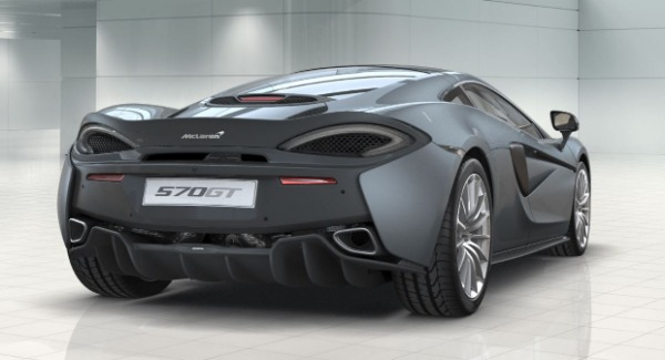 New 2018 McLaren 570GT for sale Sold at Rolls-Royce Motor Cars Greenwich in Greenwich CT 06830 5