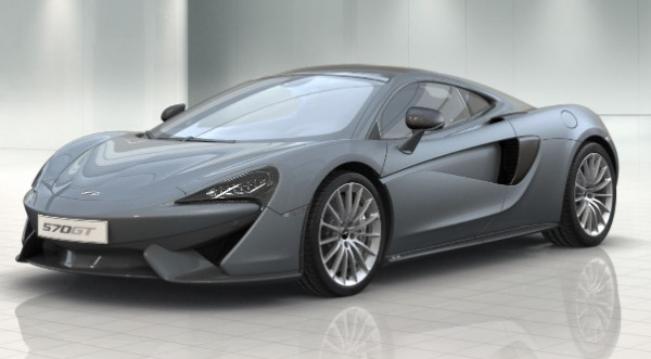New 2018 McLaren 570GT for sale Sold at Rolls-Royce Motor Cars Greenwich in Greenwich CT 06830 1