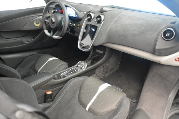 Used 2018 McLaren 570GT for sale Sold at Rolls-Royce Motor Cars Greenwich in Greenwich CT 06830 18