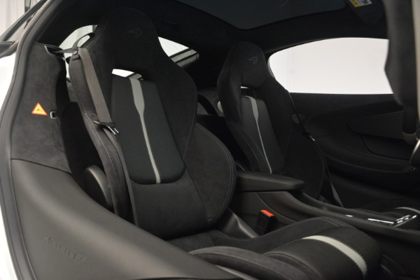 Used 2018 McLaren 570GT for sale Sold at Rolls-Royce Motor Cars Greenwich in Greenwich CT 06830 20