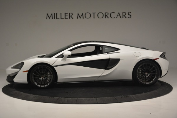 Used 2018 McLaren 570GT for sale Sold at Rolls-Royce Motor Cars Greenwich in Greenwich CT 06830 3