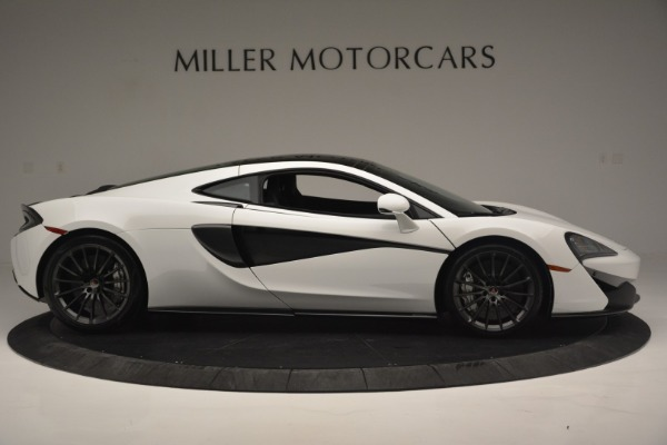 Used 2018 McLaren 570GT for sale Sold at Rolls-Royce Motor Cars Greenwich in Greenwich CT 06830 9