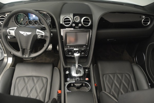 Used 2014 Bentley Continental GT V8 S for sale Sold at Rolls-Royce Motor Cars Greenwich in Greenwich CT 06830 28