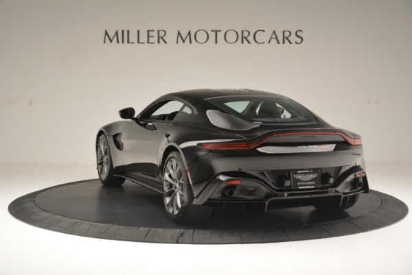 Used 2019 Aston Martin Vantage Coupe for sale Sold at Rolls-Royce Motor Cars Greenwich in Greenwich CT 06830 5