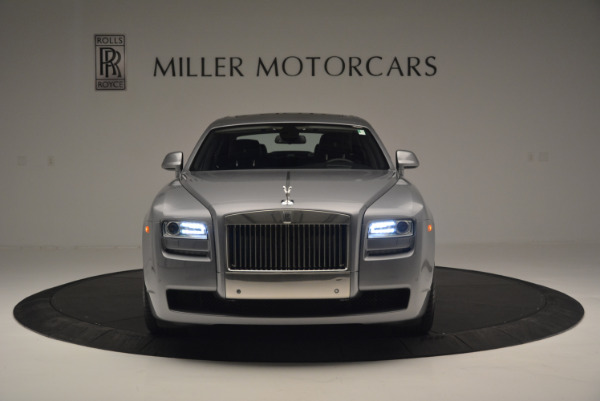 Used 2012 Rolls-Royce Ghost for sale Sold at Rolls-Royce Motor Cars Greenwich in Greenwich CT 06830 10