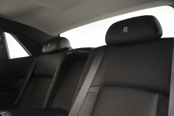 Used 2012 Rolls-Royce Ghost for sale Sold at Rolls-Royce Motor Cars Greenwich in Greenwich CT 06830 18