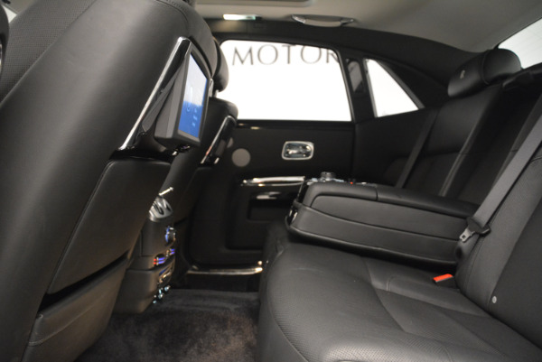 Used 2012 Rolls-Royce Ghost for sale Sold at Rolls-Royce Motor Cars Greenwich in Greenwich CT 06830 19