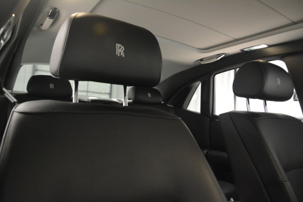 Used 2012 Rolls-Royce Ghost for sale Sold at Rolls-Royce Motor Cars Greenwich in Greenwich CT 06830 23