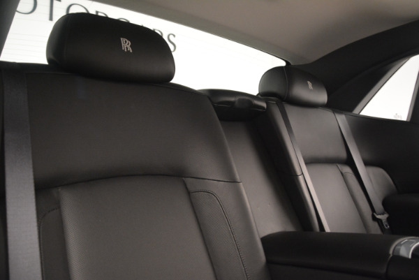 Used 2012 Rolls-Royce Ghost for sale Sold at Rolls-Royce Motor Cars Greenwich in Greenwich CT 06830 26