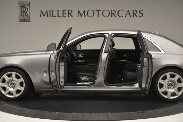 Used 2012 Rolls-Royce Ghost for sale Sold at Rolls-Royce Motor Cars Greenwich in Greenwich CT 06830 3