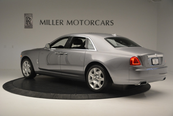 Used 2012 Rolls-Royce Ghost for sale Sold at Rolls-Royce Motor Cars Greenwich in Greenwich CT 06830 5