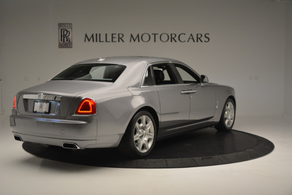 Used 2012 Rolls-Royce Ghost for sale Sold at Rolls-Royce Motor Cars Greenwich in Greenwich CT 06830 7